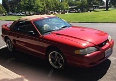 1994 Ford Mustang GT Convertible for sale 101028903