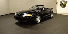 1994 Ford Mustang GT Convertible for sale 101034169