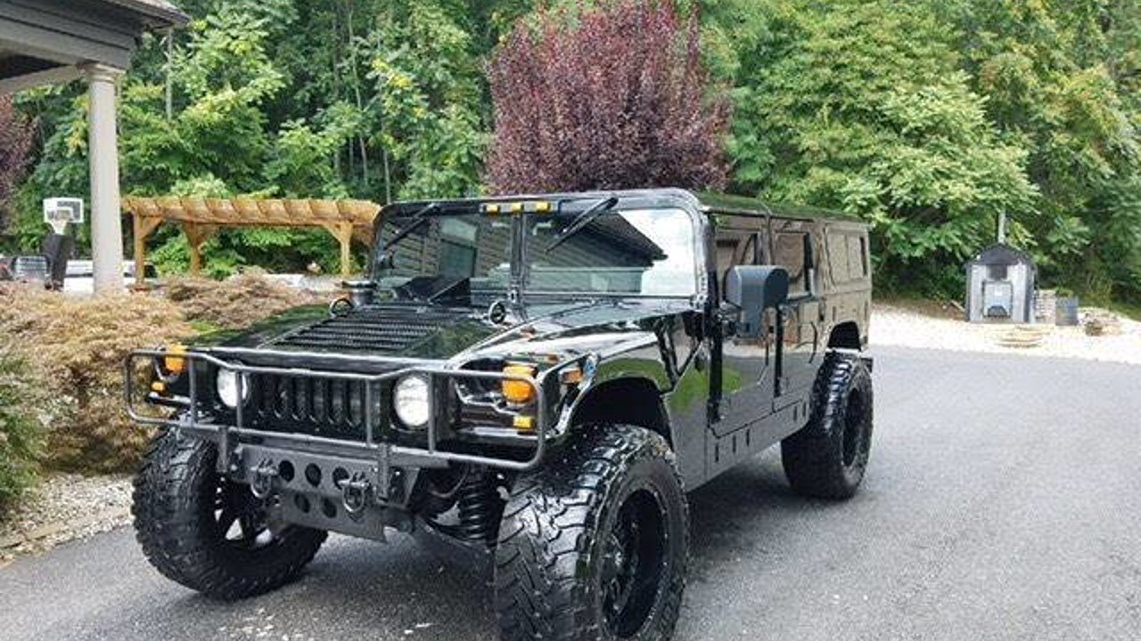 1994 hummer h1 4 door wagon for sale near riverhead new york 11901 classics on autotrader. Black Bedroom Furniture Sets. Home Design Ideas