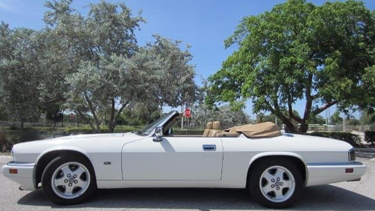 1994 Jaguar XJS V6 Convertible for sale 100889275