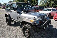 1994 Jeep Wrangler 4WD SE for sale 100912077