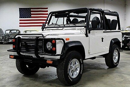 1994 Land Rover Defender 90 for sale 100877463