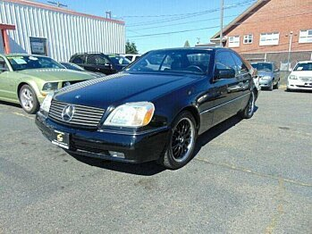 1994 Mercedes-Benz S600 Coupe for sale 100879200