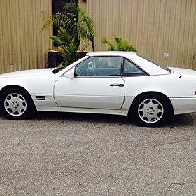 1994 Mercedes-Benz SL500 for sale 100779092