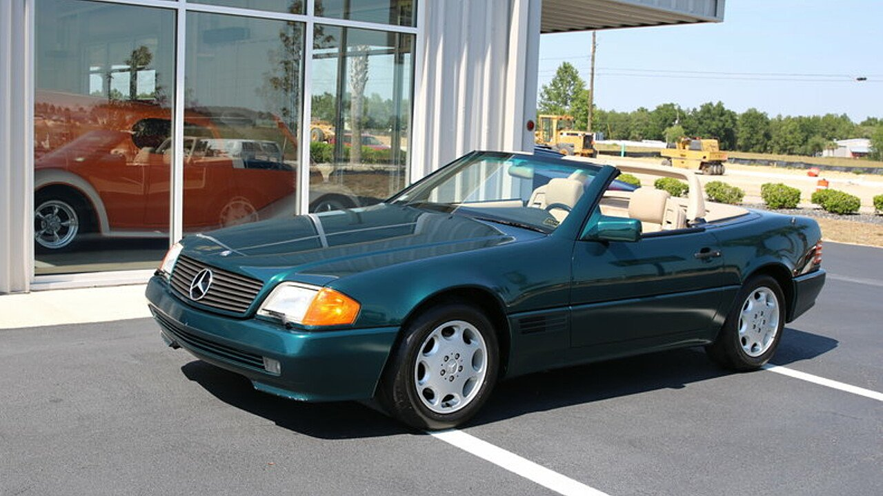 1994 mercedes benz sl500 for sale 100871139