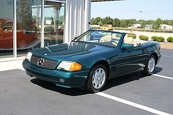 1994 Mercedes-Benz SL500 for sale 100871139