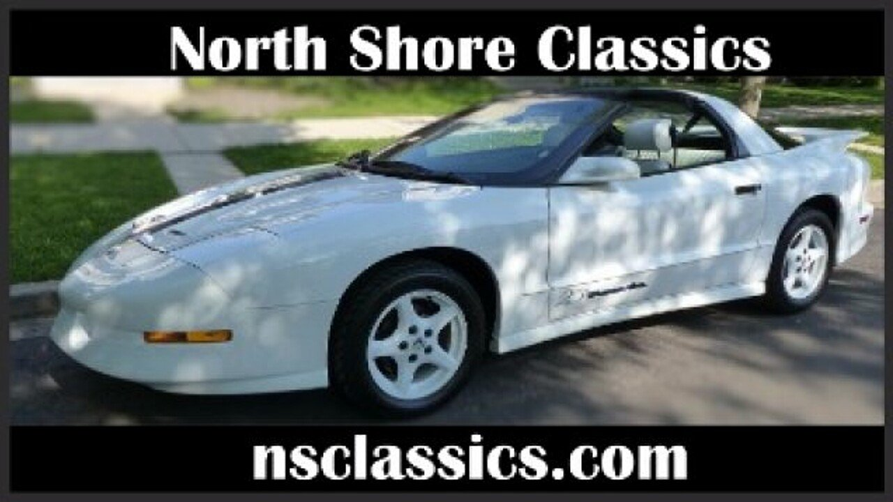 1994 Pontiac Firebird for sale 100872989