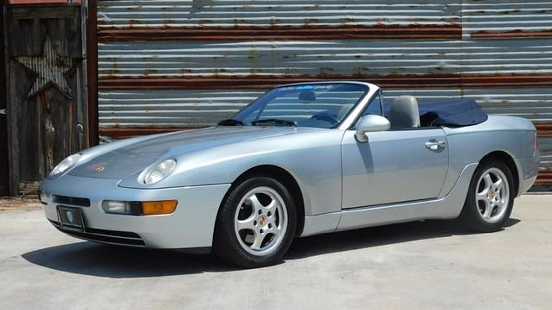 1994 Porsche 968 Cabriolet for sale 101008043