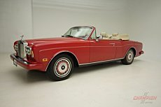 1994 Rolls-Royce Corniche IV for sale 100984008