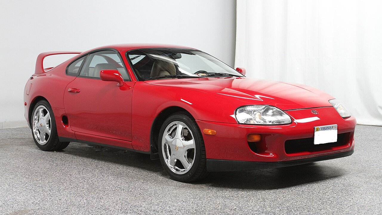 1994 Toyota Supra Turbo for sale 100881970