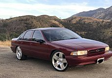 1994 chevrolet Impala for sale 100931419