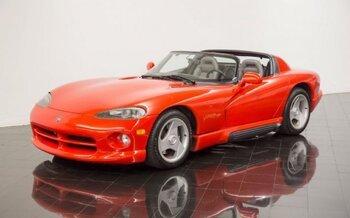 1994 dodge Viper RT/10 Roadster for sale 101044320