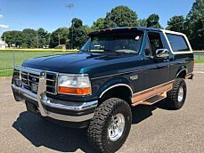 1994 ford Bronco for sale 101006781