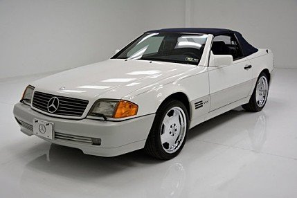 1994 mercedes-benz SL600 for sale 100999168