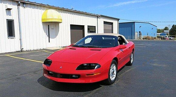 1995 Chevrolet Camaro Z28 Convertible for sale 100992913