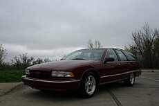 1995 Chevrolet Caprice Classic Wagon for sale 100783377