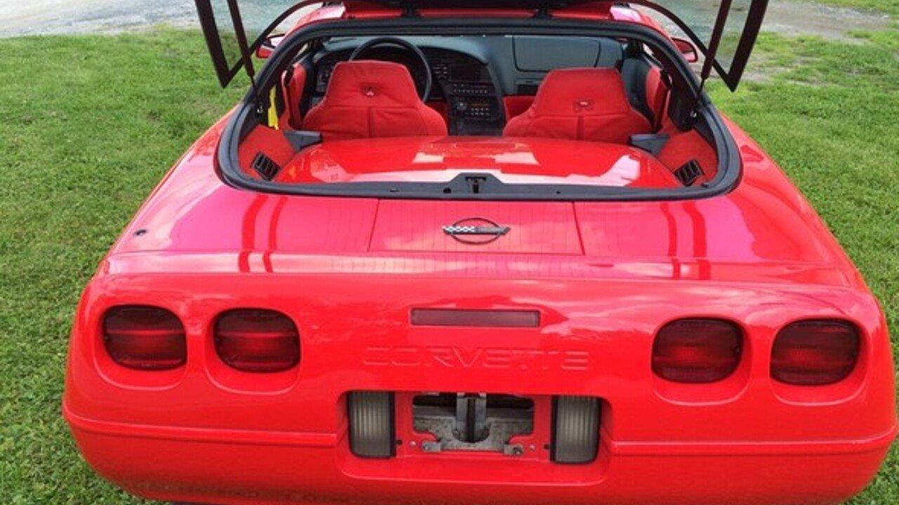 1995 Chevrolet Corvette Coupe for sale near LAS VEGAS, Nevada ...