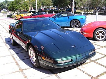 1995 Chevrolet Corvette Coupe for sale 100940729