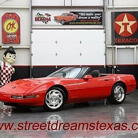 1995 Chevrolet Corvette Convertible for sale 100895701