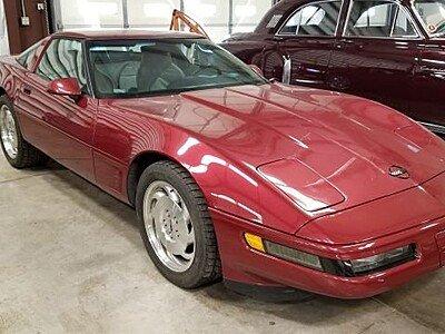 1995 Chevrolet Corvette Coupe for sale 100987302
