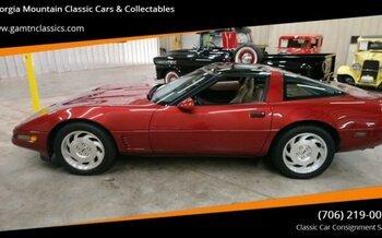 1995 Chevrolet Corvette Coupe for sale 101032900