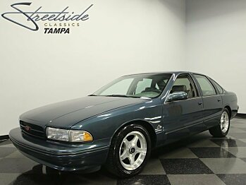 1995 Chevrolet Impala SS for sale 100884391