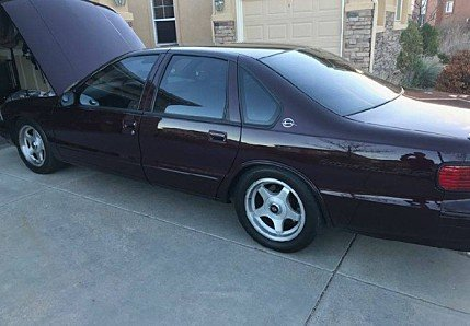 1995 Chevrolet Impala SS for sale 100940587