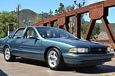 1995 Chevrolet Impala SS for sale 100969168