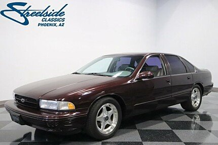 1995 Chevrolet Impala SS for sale 100978433