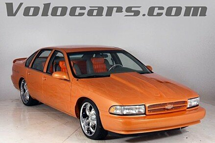 1995 Chevrolet Impala SS for sale 100997916