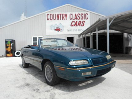 1995 Chrysler Other Chrysler Models for sale 100758251