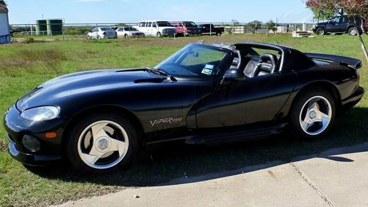 1995 Dodge Viper RT/10 Roadster for sale 100831451