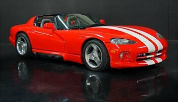 1995 Dodge Viper RT/10 Roadster for sale 100922080