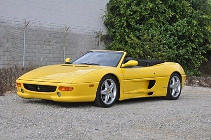 1995 Ferrari F355 Spider for sale 100796553