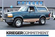 1995 Ford Bronco for sale 100997626