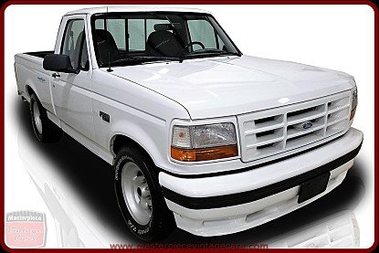 1995 ford f150 classics for sale classics on autotrader. Black Bedroom Furniture Sets. Home Design Ideas