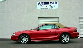 1995 Ford Mustang Convertible for sale 100750308