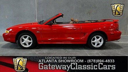 1995 Ford Mustang GT Convertible for sale 100796968