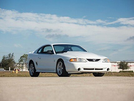 1995 Ford Mustang Cobra R Coupe for sale 100958660