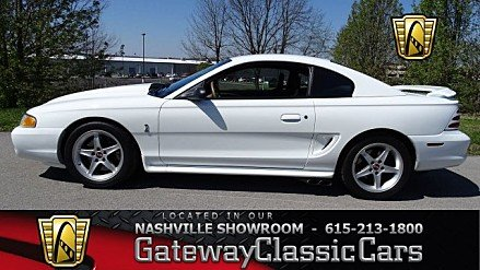 1995 ford mustang classics for sale classics on autotrader. Black Bedroom Furniture Sets. Home Design Ideas