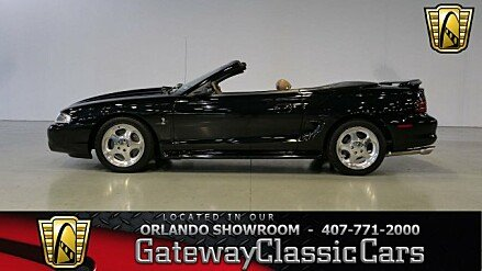 1995 Ford Mustang Cobra Convertible for sale 100971852
