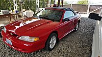 1995 Ford Mustang GT Convertible for sale 101016997