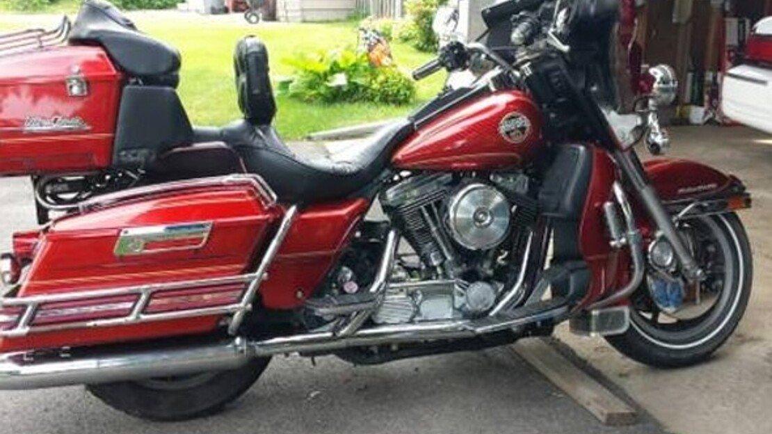 1995 Harley-Davidson Touring for sale 200624646