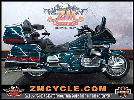 1995 Honda Gold Wing for sale 200467781