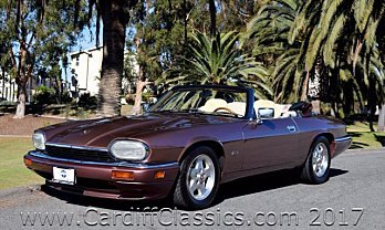 1995 Jaguar XJS V6 Convertible for sale 100881964