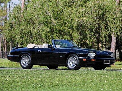 1995 Jaguar XJS V12 Convertible for sale 100966054