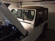 1995 Jeep Wrangler 4WD Rio Grande for sale 100965812