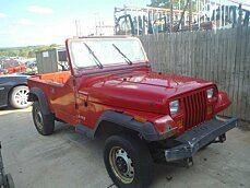 1995 Jeep Wrangler 4WD Rio Grande for sale 100973076