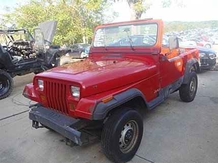 1995 Jeep Wrangler 4WD Rio Grande for sale 100982706
