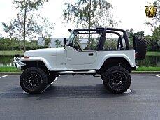 1995 Jeep Wrangler 4WD Rio Grande for sale 101033333